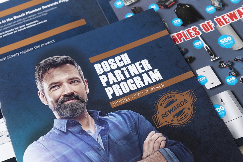 Bosch Plumber Rewards