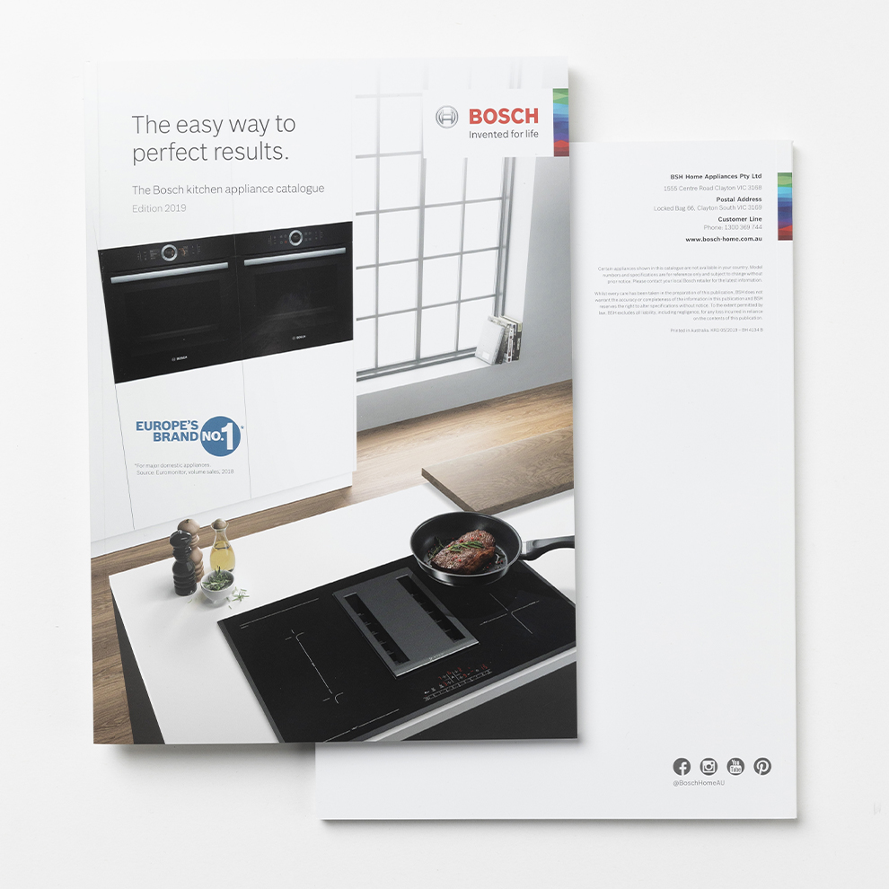 Bosch Home Catalogue