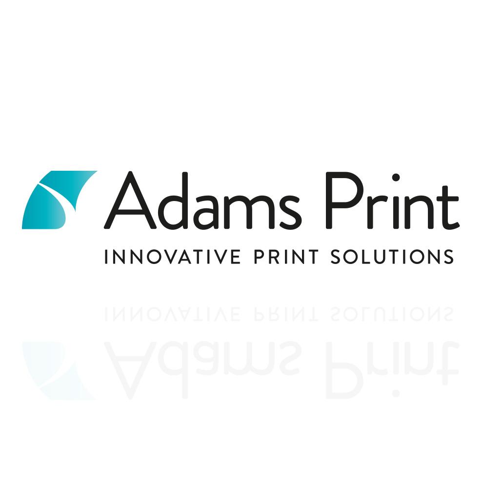 Adams Print Logo