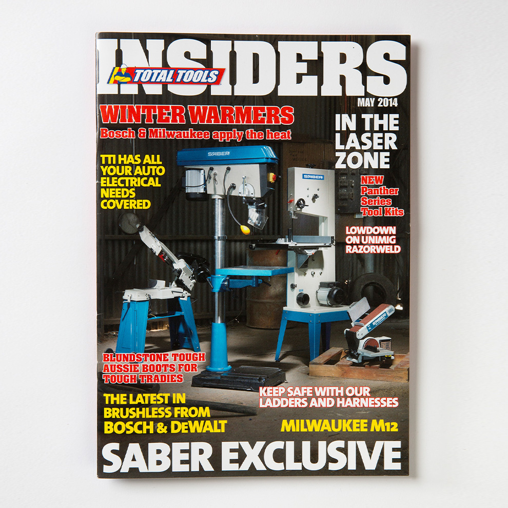 Total Tools Insiders